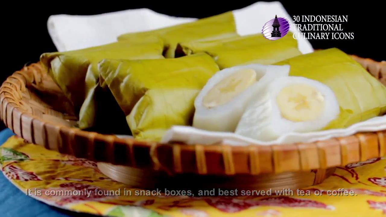 Nagasari Cake All About Indonesia